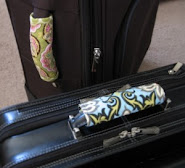 FREE Luggage Cover Pattern