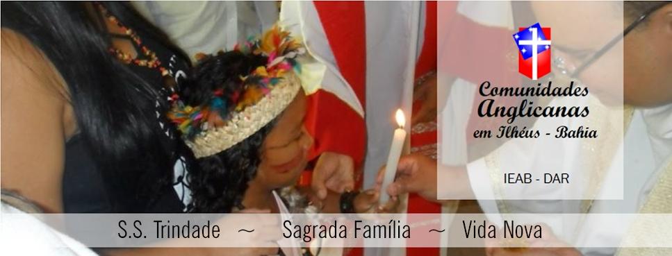 Anglicanos em Ilhéus - Bahia