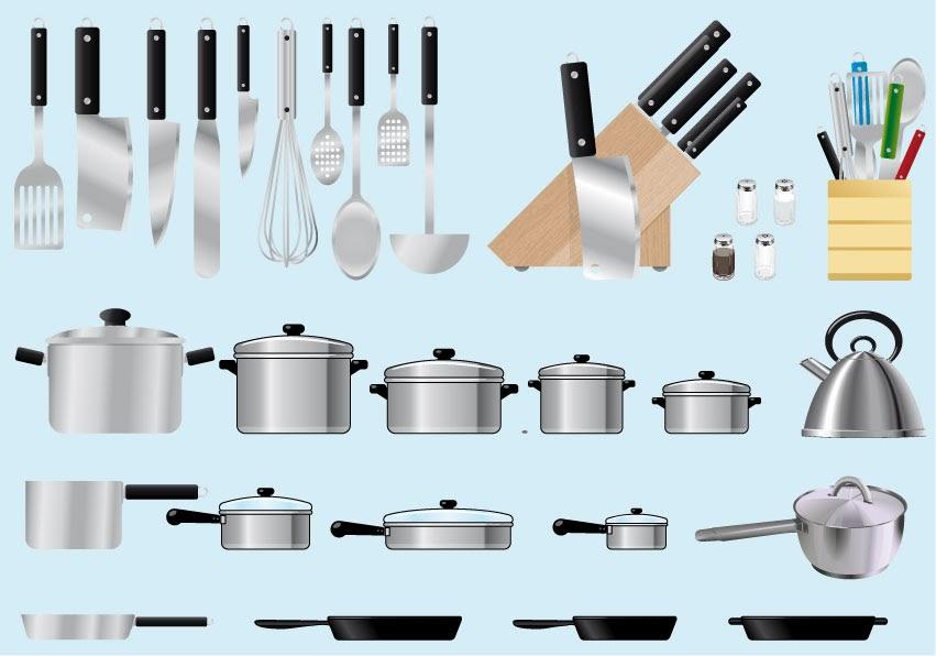 a casa mia gli utensili ovvero gli strumenti che servono