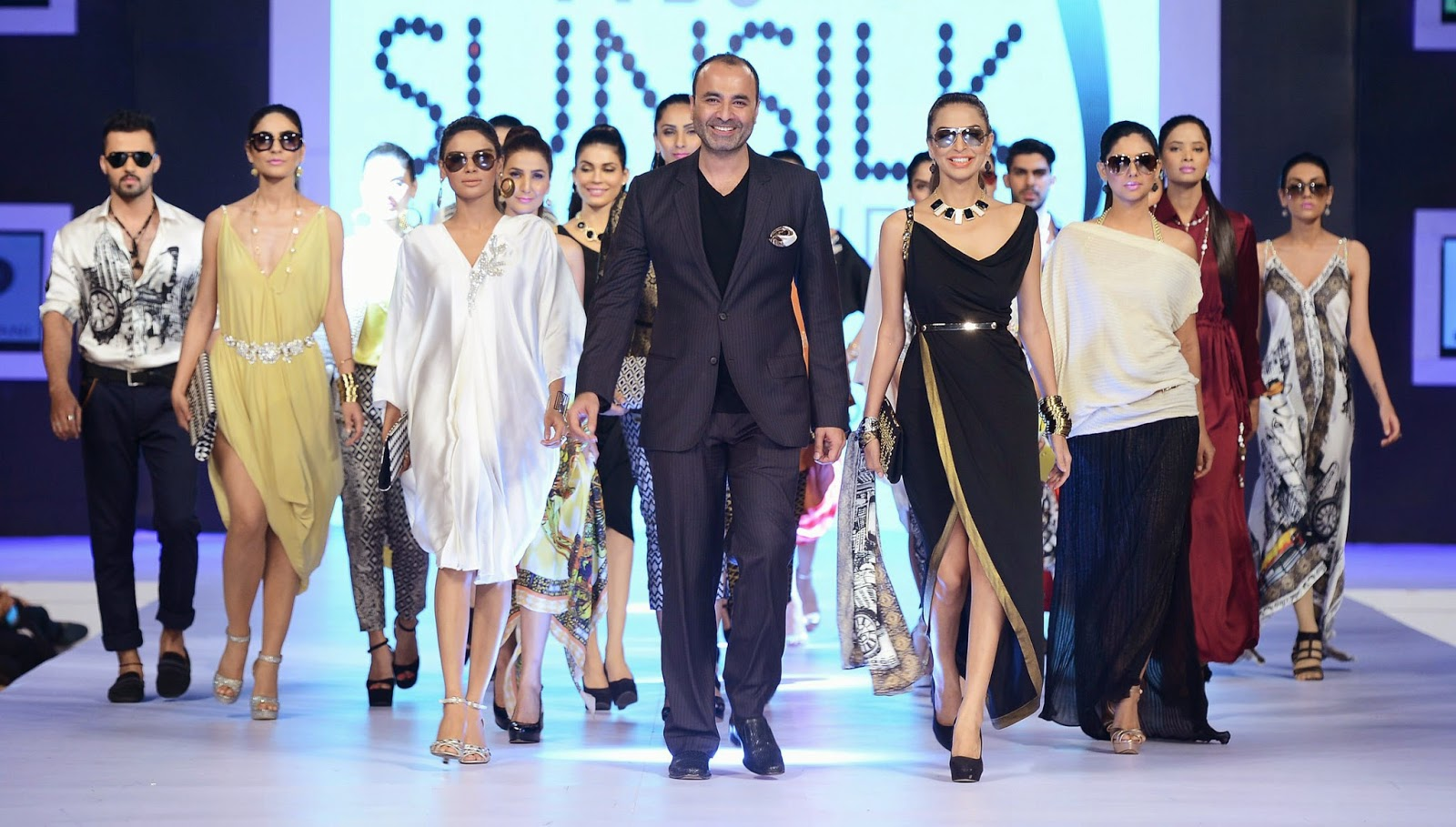 Deepak Perwani Spring 2014 - PFDC Sunsilk Fashion Week