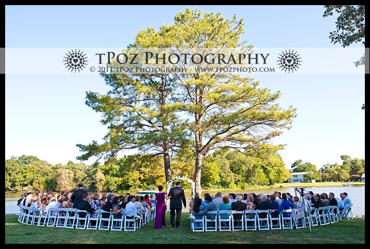 The Oaks St. Michael's Wedding