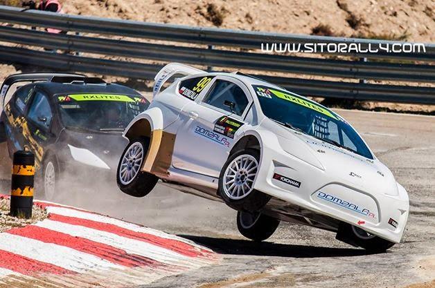 RX World Rallycross Montalegre Portugal 2014