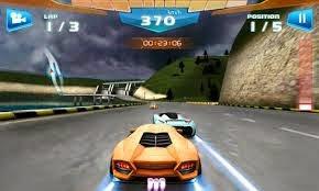 Đường đua trong fast racing 3d