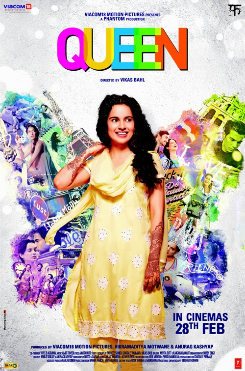 Queen 2014 Full Movie Online Free