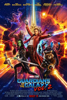 Guardians of the Galaxy Vol.2 (2017) Hindi Dubbed ORG BRRip [400MB]