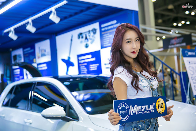 1 Oh Ah Hee - Automotive Week 2015 - very cute asian girl-girlcute4u.blogspot.com