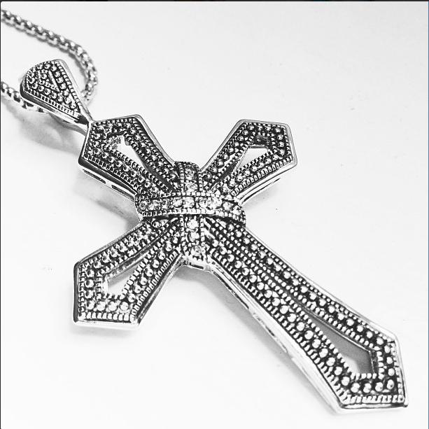 The lovelee girl 365 for Premier jewelry cross ring