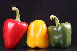 verde, amarillo y rojo.