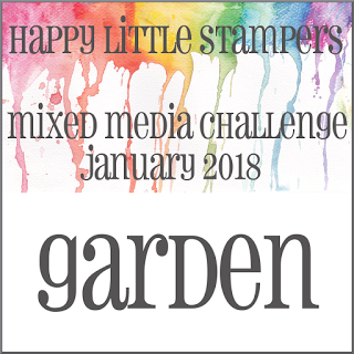 +++HLS January Mixed Media Challenge до 31/01