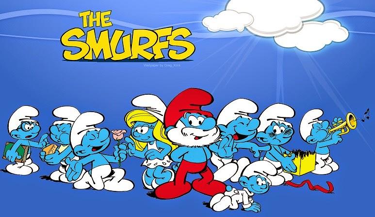 Smurfs Cartoon Characters 80 S : De volta À antolÓgica dÉcada smurfs