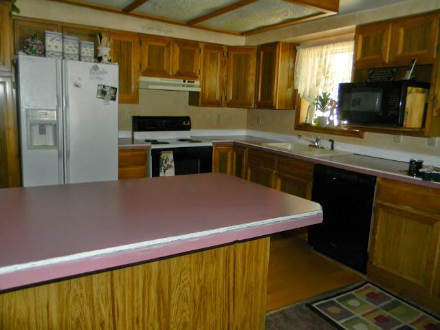 Kitchen Update on a Budget