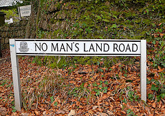 Staying In No Man's Land - Or How You Lose Money When You Don't Have Goals. No man's land is an old term originally used for a place where no one wants to go. But more importantly, it's a term used to describe where someone shouldn't be. And the reason I pointed that out is that it's actually very applicable in our personal finances. When we invest without a clear goal, we end up making decisions that aren't that great.