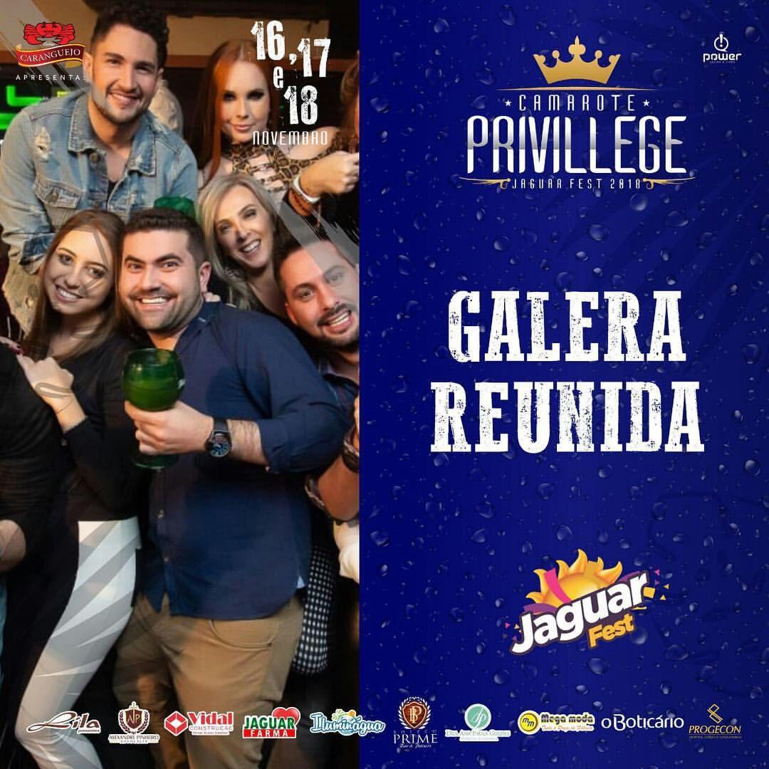 5 - GALERA REUNIDA