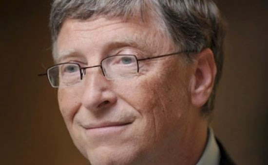 Microsoft former CEO was in Los Baños (IRRI)