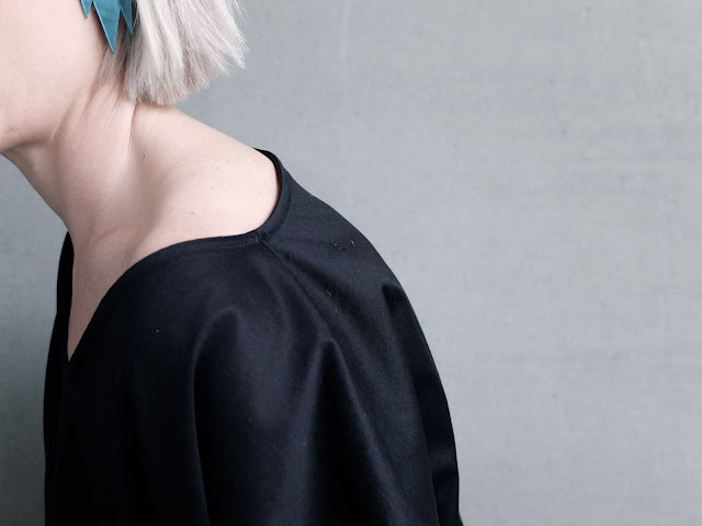 Olaplex, grey hair, gray, hair, white hair, bob, short bob, polkka, Acne studios, R/H