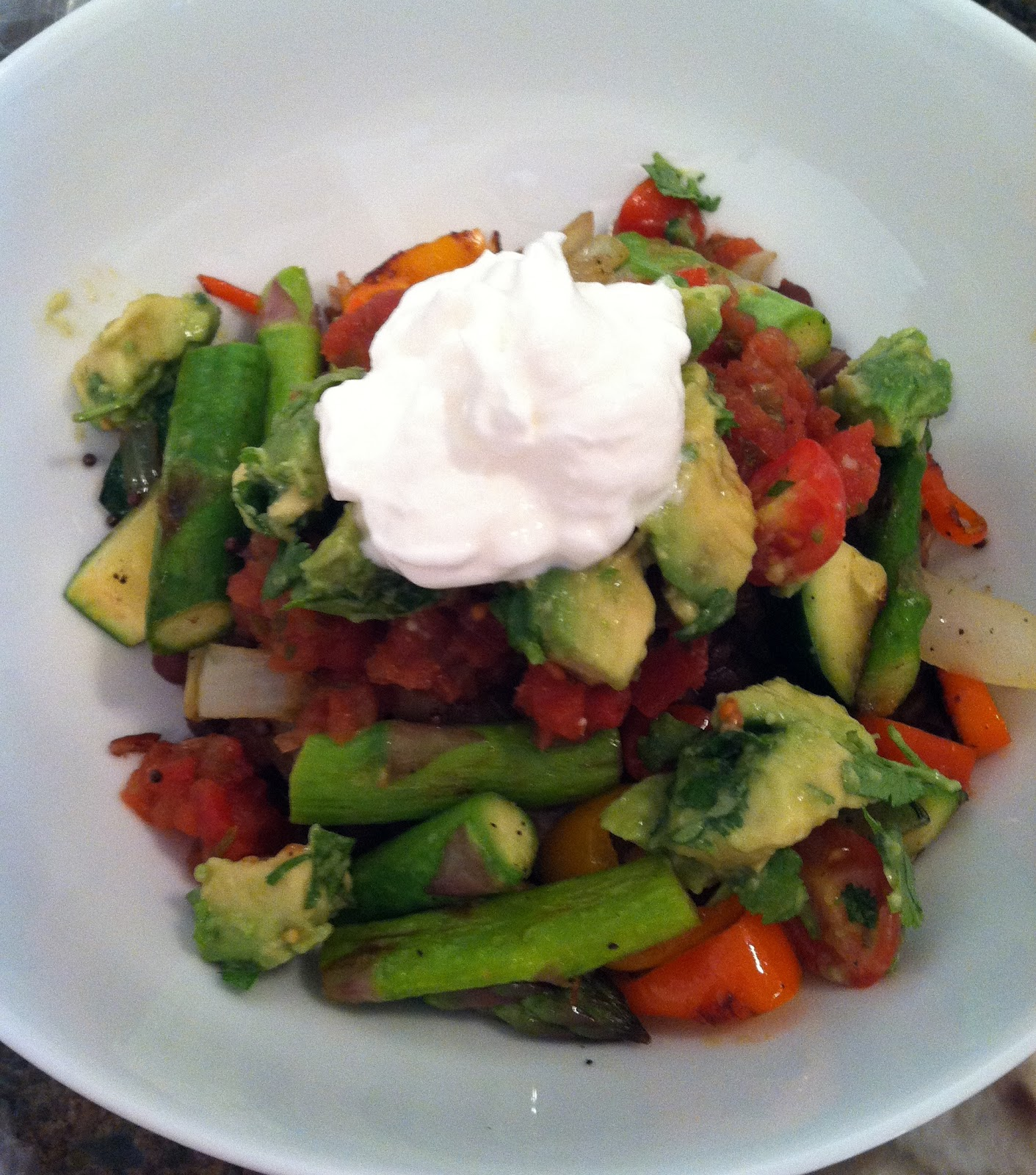 Fresh Fare: Black Bean Burrito Bowl