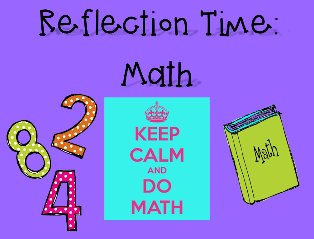 Jen\'s Kinder Kids: Reflection Post #2- Math