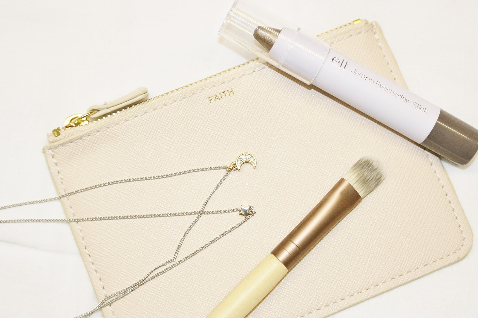 Penney Chic shopping haul H&M beauty makeup jewellery