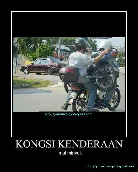 KONGSI KENDERAAN
