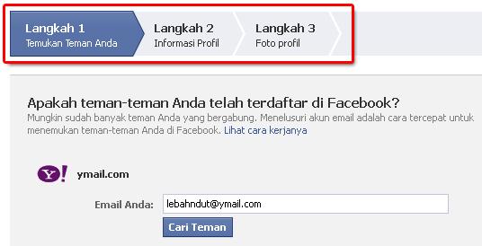 Panduan Lengkap Mendaftar FB