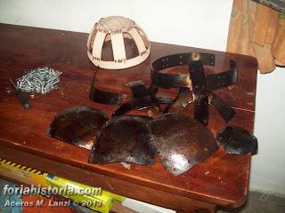 pavonado de hierro