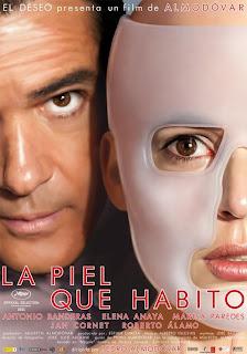 Cartel de la película 'La piel que habito'