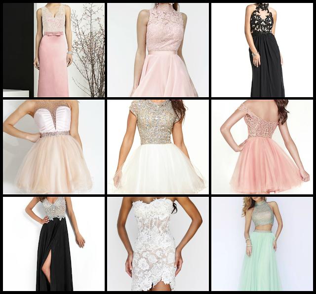 dresses from http://www.sherrylondon.co.uk