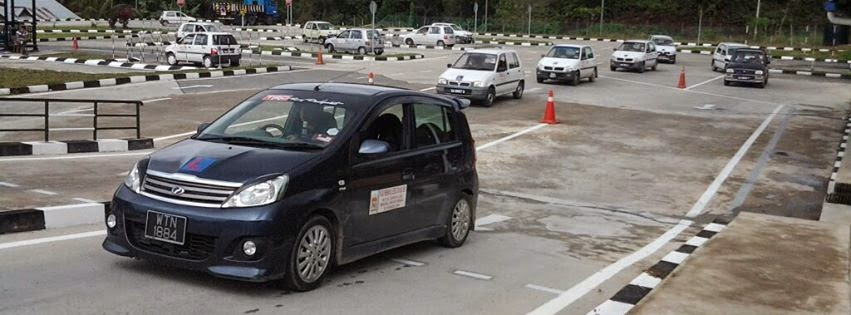 Ujian tunggal untuk miliki lesen memandu mulai bulan depan Aziz Kaprawi