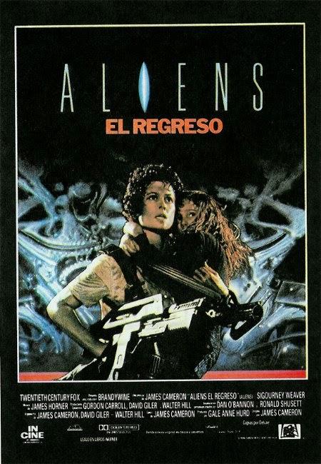 aliens el regreso