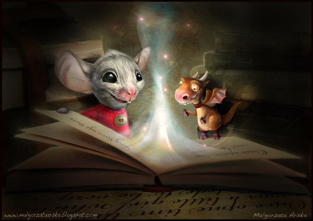ilustraciones de goshia arska notodoanimaciones