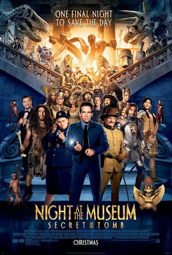 Night at the Museum: Secret of the Tomb (BRRip 720p Dual Latino / Ingles) (2014)