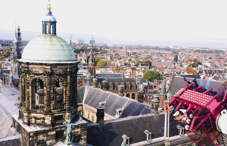 Top 10 most photogenic spots in Amsterdam