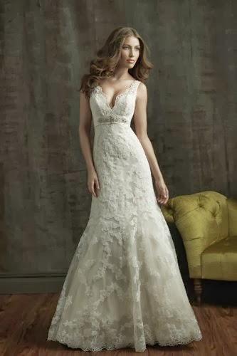 lisamodeshop: Lace Brautkleider sind verrückt beliebt