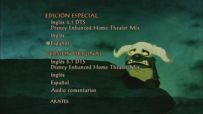 El Rey León 1994 DVDR NTSC Español Latino Descargar