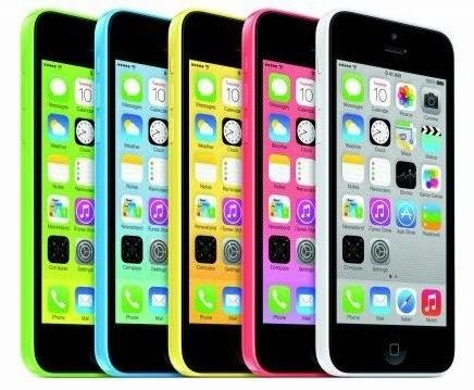 iPhone 5c - 436x359