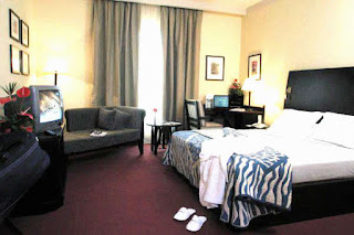Le Meridien Ogeyi Place Executive Suite