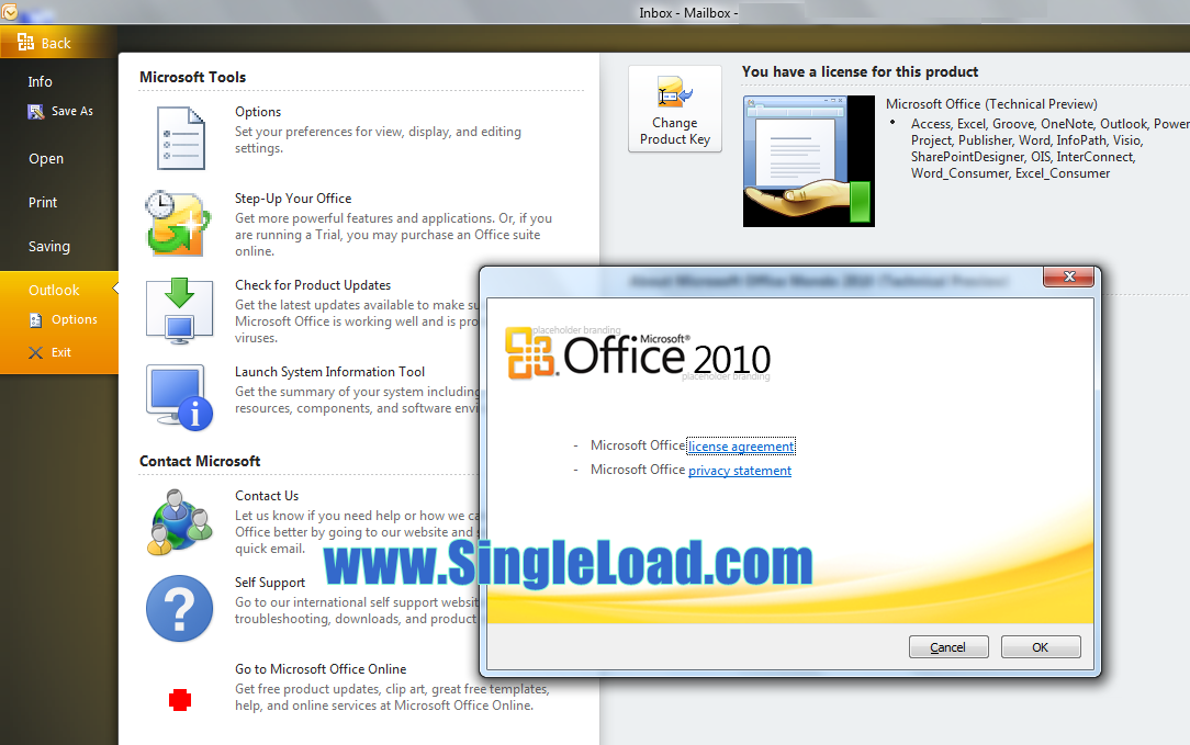 microsoft office professional plus 2010 fully activated iso free download