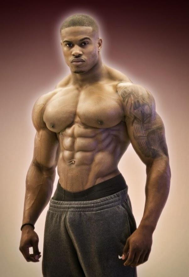 Daily Bodybuilding Motivation: Simeon Panda- Male Fitness Model: dailybodybuildingmotivation.blogspot.com/2013/11/simeon-panda-male...