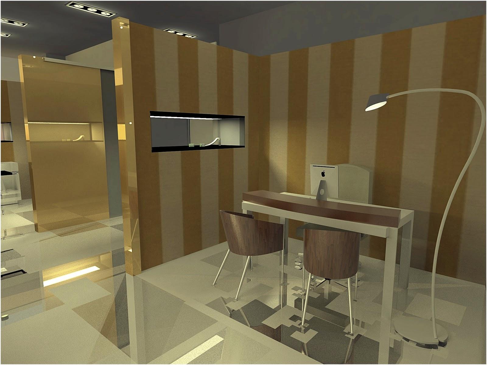 Dise o de interiores escuela de arte de motril trabajos for Escuelas diseno de interiores