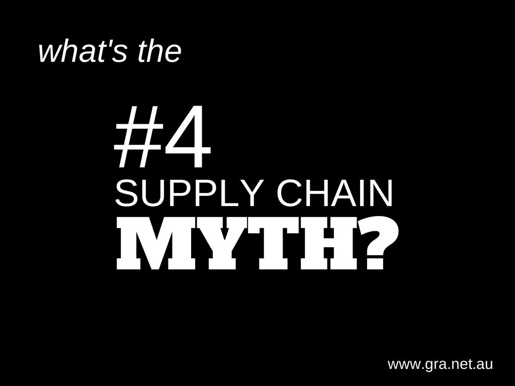 Is Technology the Best Source of Supply Chain Improvement?