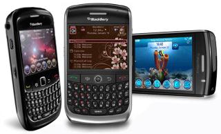 aplikasi yang dirancang khusus untuk ponsel Blackberry , aplikasi