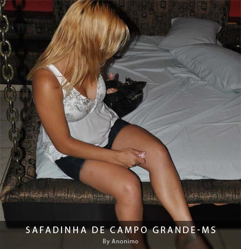 No motel de Campo Grande-MS