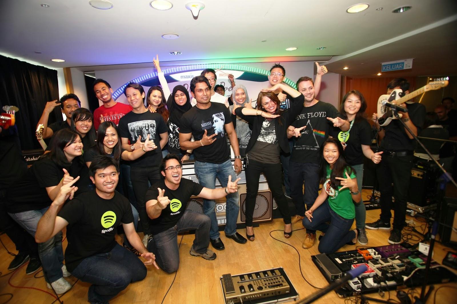 spotify malaysia tiada had masa