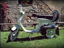 """La mia Lambretta """"Lui 75 s"""""""