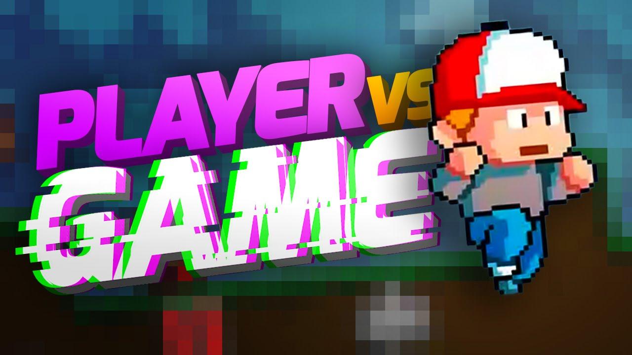 PLAYER VS GAME