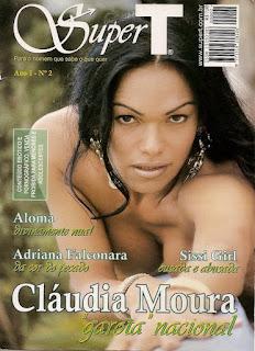 SuperT Claudia Moura