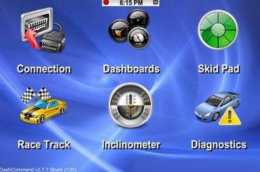 DashCommand para iOS