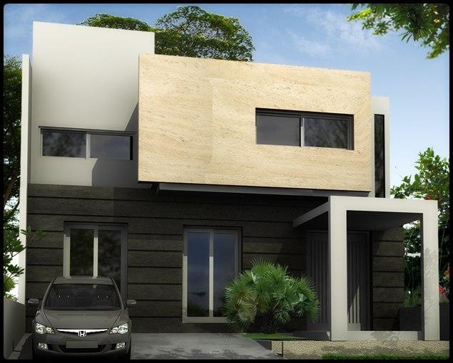 Galeri ide Contoh Desain Rumah Di Perbukitan 2015 yang indah