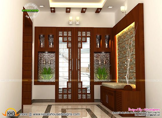 Interior Decors By R It Designers Kerala Home Design And