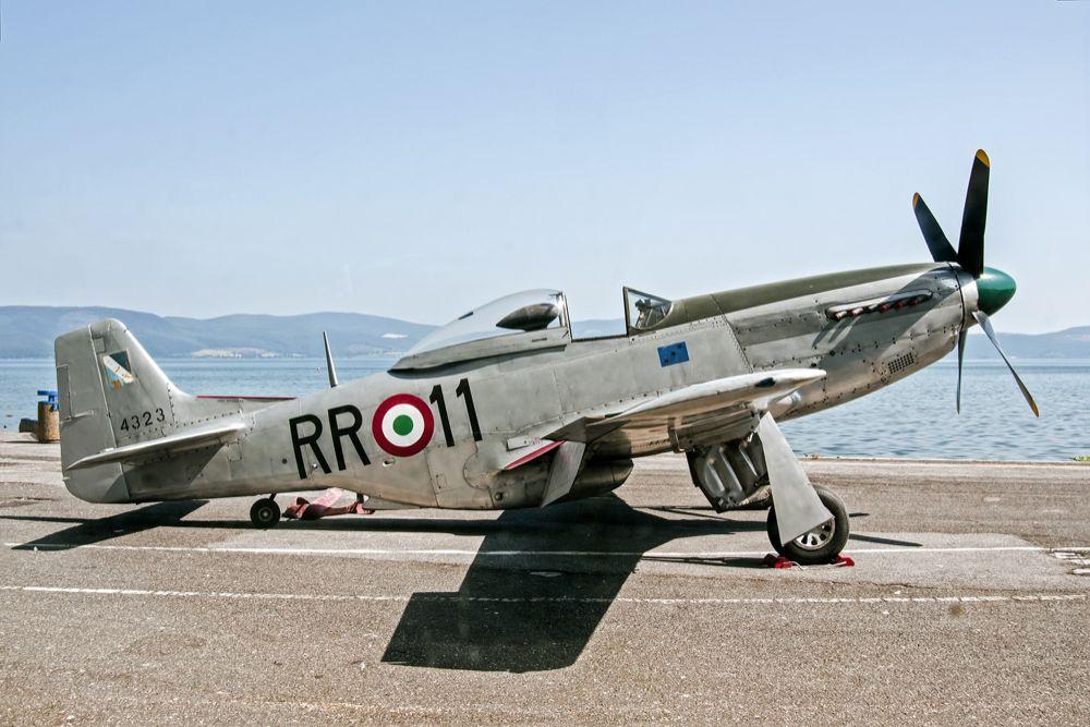 Aerei Italiani Aviazione Civile E Militare In Italia